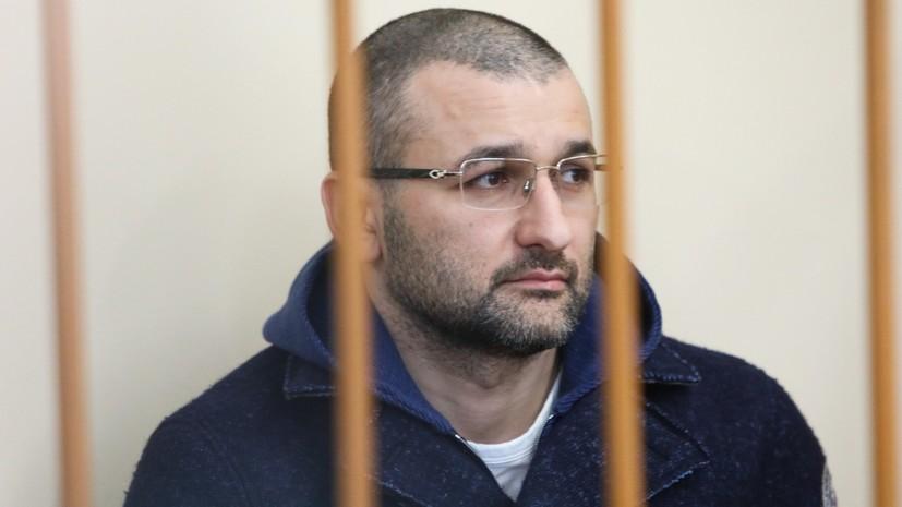 Горринга обвинили в получении 5 млн рублей взятки