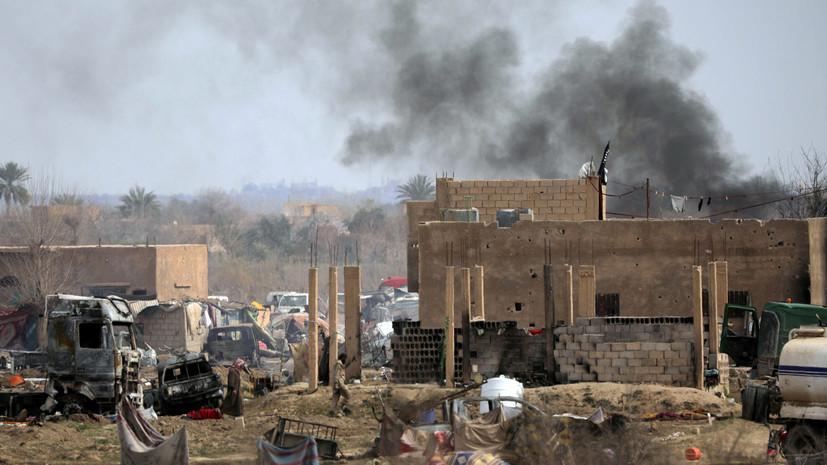 В ЦПВС заявили об обстреле боевиками населённых пунктов в Хаме и Латакии