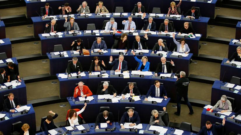 Западная аксиома: в Европе убеждены в «российском вмешательстве» в выборы, несмотря на отсутствие доказательств