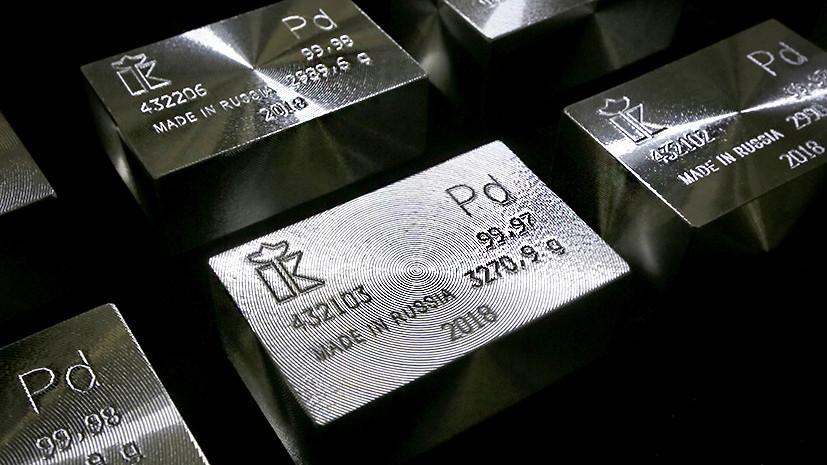 Пробивной металл: как рекордное удорожание палладия может сказаться на российской промышленности