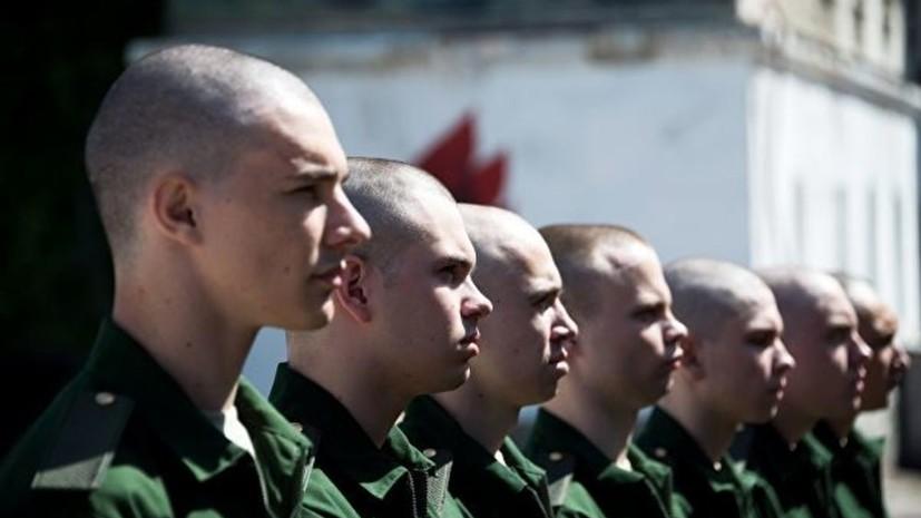 Шойгу отметил рост числа контрактников в армии России