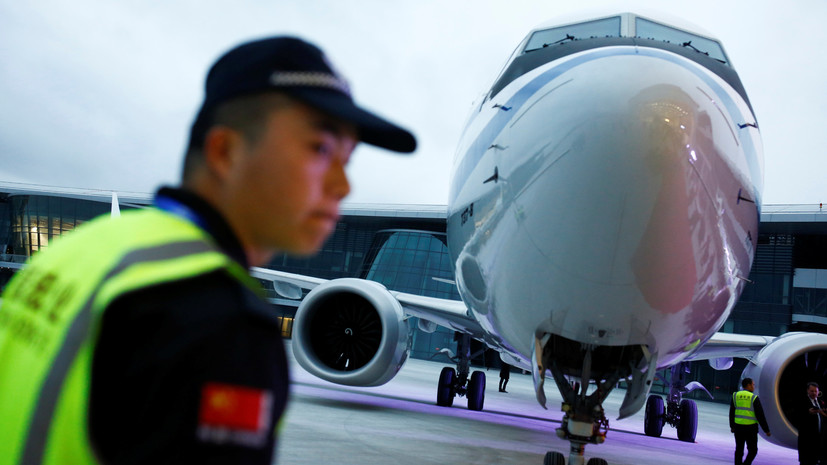 Индонезия вслед за Китаем приостанавливает полёты Boeing 737 MAX 8