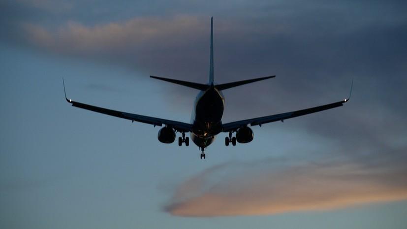 Самолёт вынужденно сел в Баку из-за подозрений о бомбе на борту