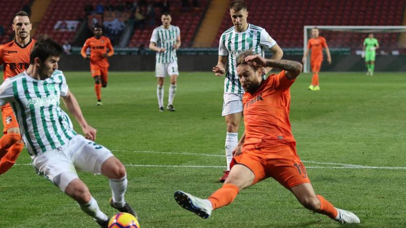 «Ахмат» на своём поле сыграл вничью с «Уралом» в 19-м туре РПЛ