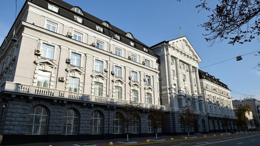 В СБУ призвали начать расследование из-за заявлений лидера Национального корпуса