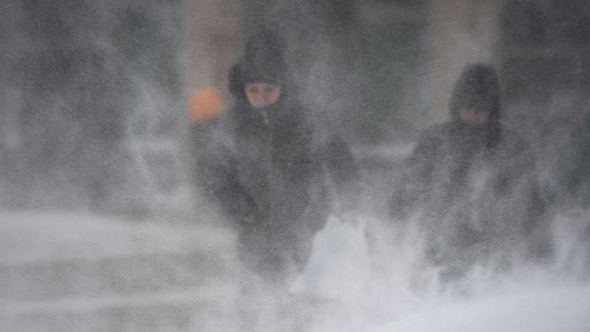 Спасатели предупредили о порывах ветра до 22 м/с в Оренбургской области