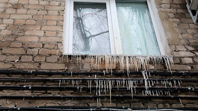 В Татарстане завели дело по факту травмирования пенсионерки в результате падения наледи