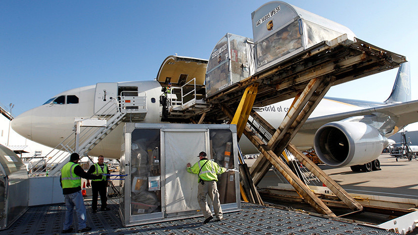 Торговля в пролёте: с чем связано замедление роста мирового рынка грузовых авиаперевозок