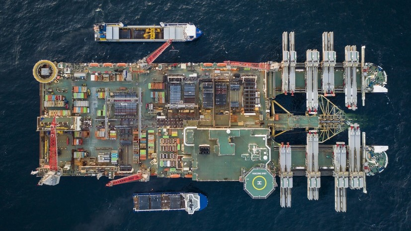 В Совфеде прокомментировали заявление министра энергетики США о санкциях против «Северного потока — 2»
