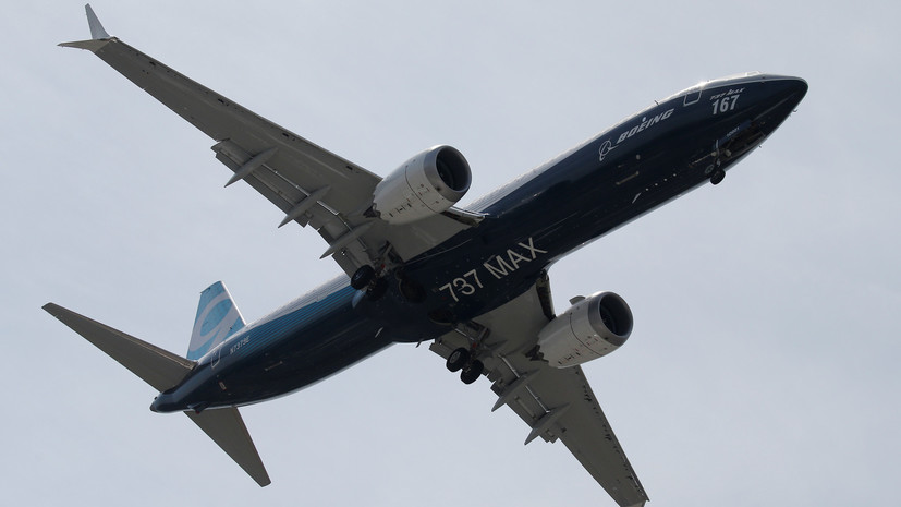 Малайзия и Оман приостановили полёты Boeing 737 MAX
