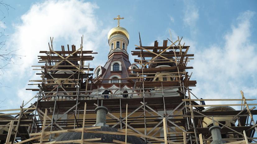 В Тюмени отреставрируют церковь XVIII века