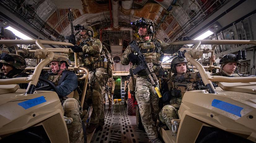 «Бюджет войны»: что стоит за планами Вашингтона выделить Пентагону рекордное финансирование