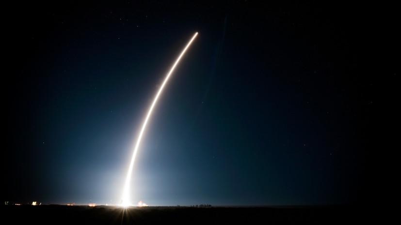 США планируют закупку космических платформ для «опережения соперников»