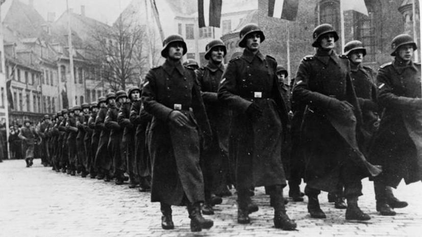 «Участвовали в массовых убийствах»: как латышские коллаборационисты стали бойцами легиона СС
