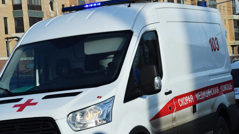 В Москве в крупном ДТП пострадали три человека