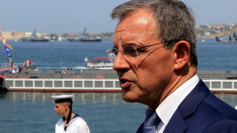 Французский политик рассказал о «единственной опасности» в Крыму