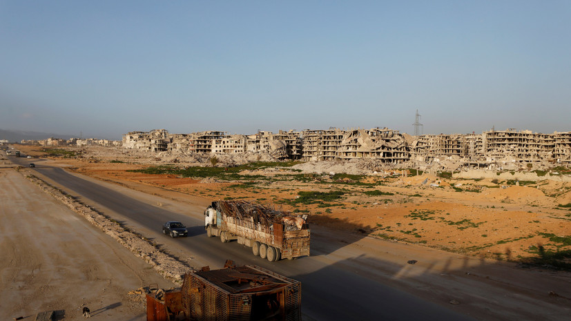 США выделят $397 млн на гумпомощь Сирии