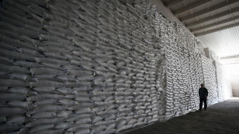 Несладкая жизнь: в США снижение потребления сахара на Украине связали с потерей Крыма и конфликтом на востоке страны