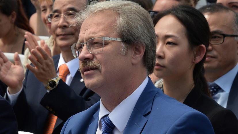 Врио вице-губернатора Приморья подал в отставку