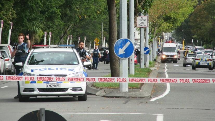 Около 50 человек госпитализированы после стрельбы в Новой Зеландии