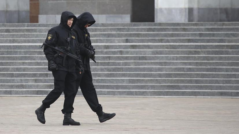 В Белоруссии обезвредили гранату у продуктового магазина