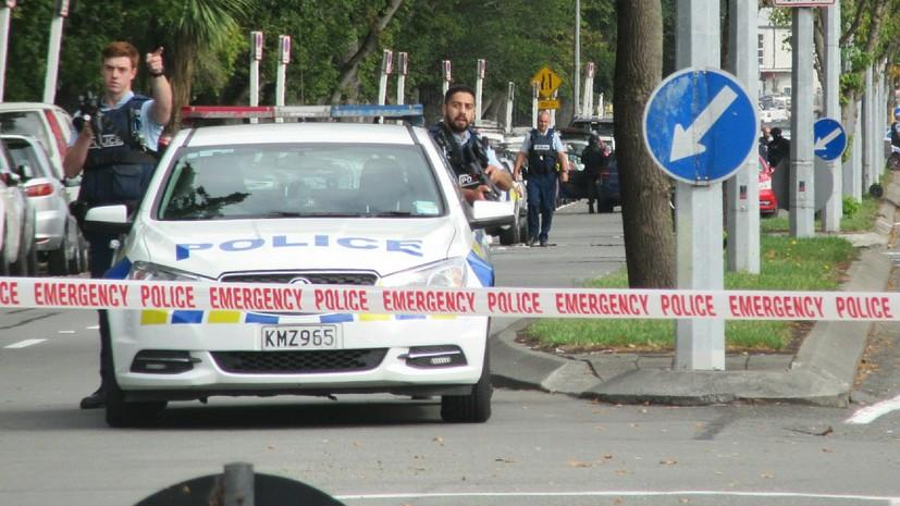 Число погибших при стрельбе в Новой Зеландии достигло 49