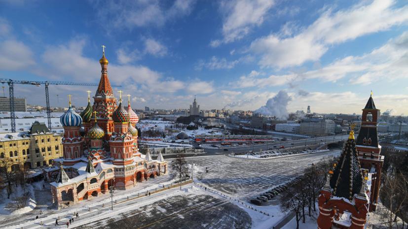Климатическая весна в Москве наступит раньше обычного