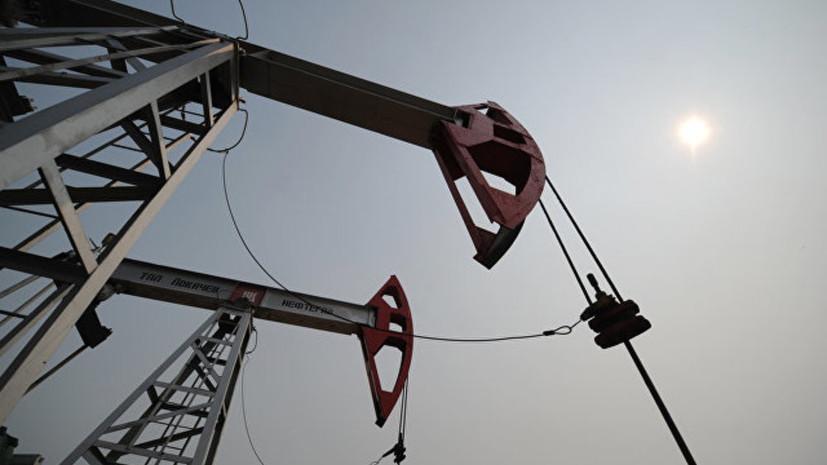 Пошлина на экспорт нефти из России может вырасти на $6,2 с 1 апреля