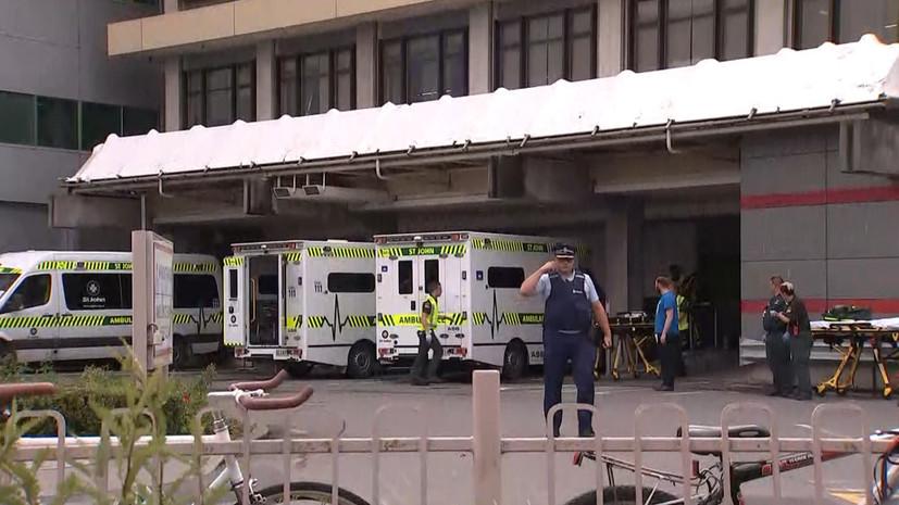 Полиция Новой Зеландии уточнила число задержанных в связи с терактом