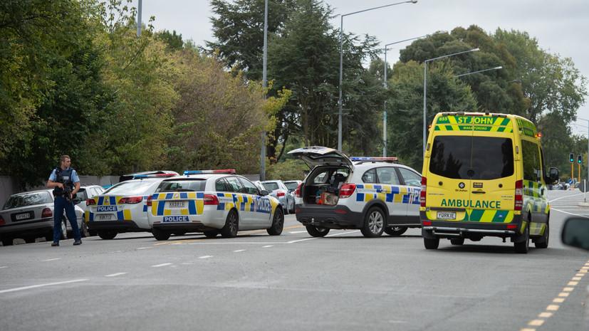 Кадыров прокомментировал теракт в Новой Зеландии