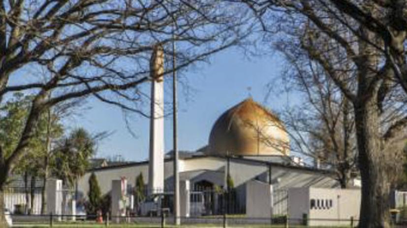 Очевидец теракта в мечети в Новой Зеландии рассказал подробности произошедшего