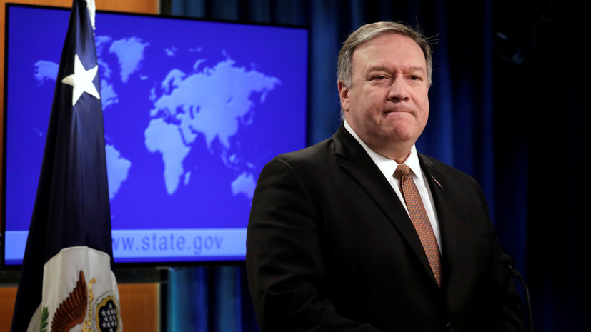 США введут визовые ограничения против представителей МУС