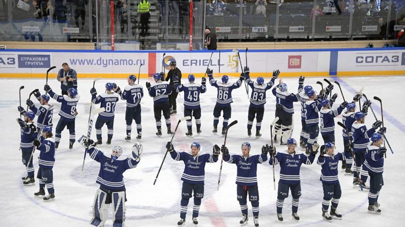 КХЛ заняла второе место в Европе по средней посещаемости