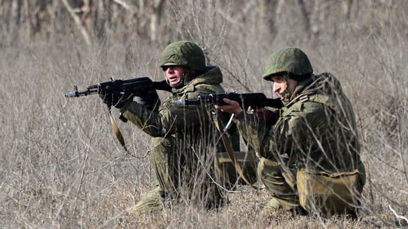В ЮВО стартовали учения военнослужащих разведывательных подразделений