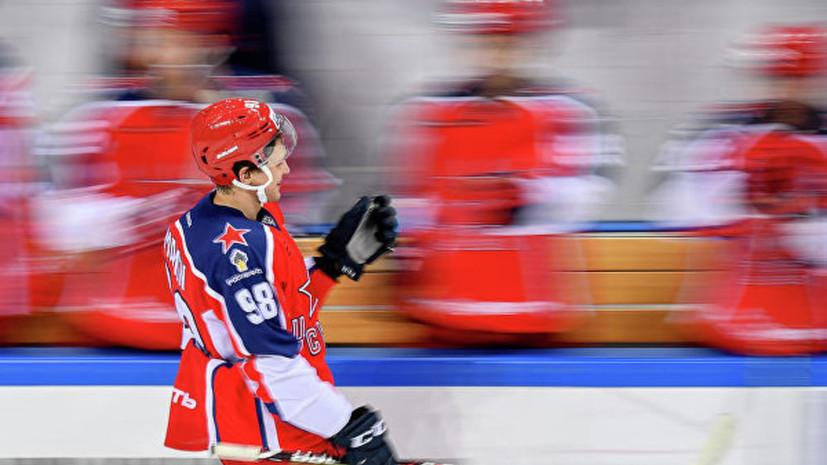 «Динамо» сравняло счёт в серии с ЦСКА в рамках полуфинала Западной конференции КХЛ