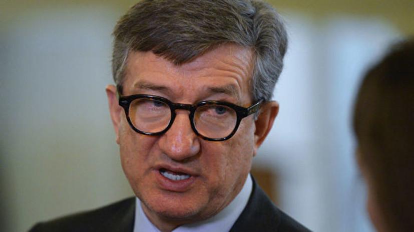 Кандидат впрезиденты Украины заявил онеобходимости рубить руки коррупционерам