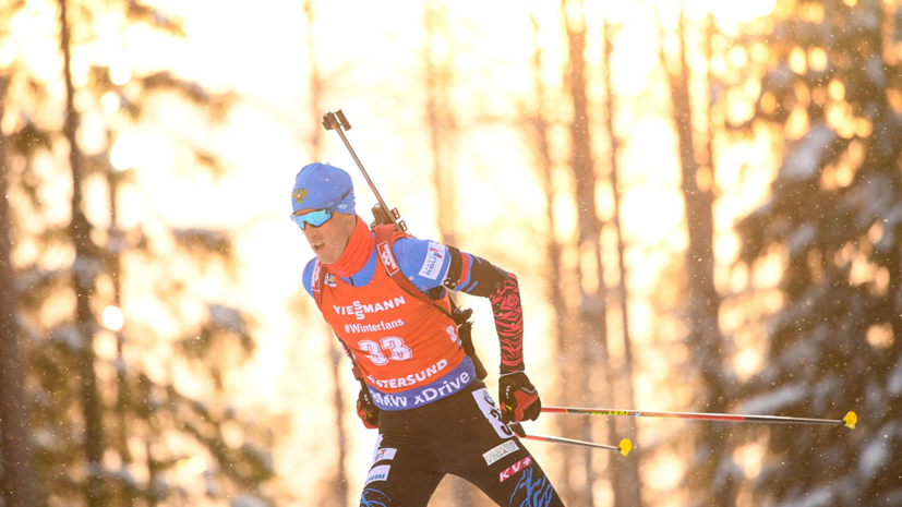 Российские биатлонисты завоевали бронзу в эстафете на ЧМ в Эстерсунде