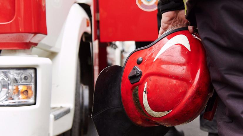 В Иркутской области при тушении пожара погибли два сотрудника МЧС