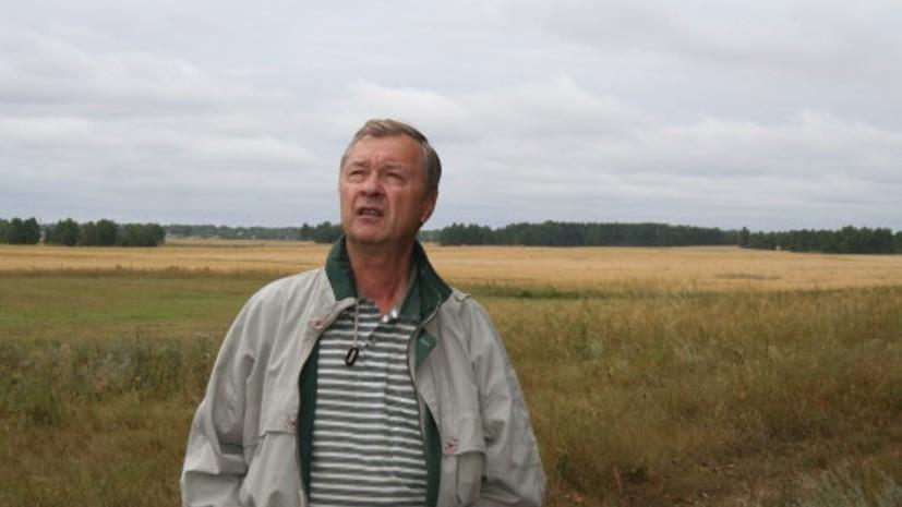 Актёр Назаров поделился воспоминаниями о режиссёре Шиллере