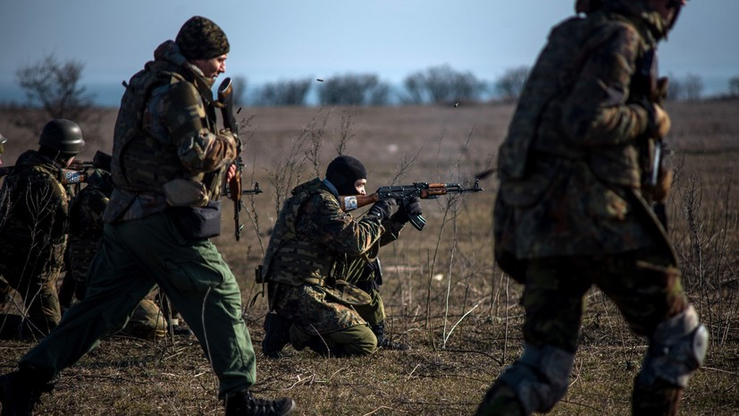 В ДНР предупредили о возможной провокации ВСУ в Мариуполе