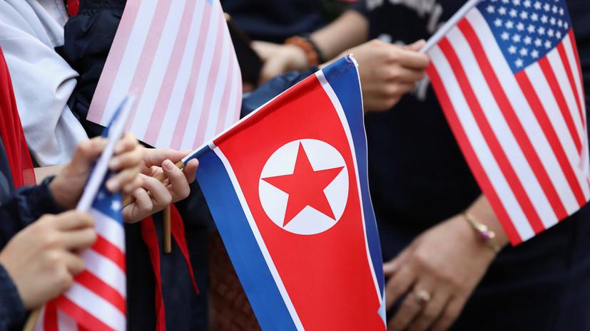 В Белом доме предостерегли КНДР от возвращения к ракетным испытаниям