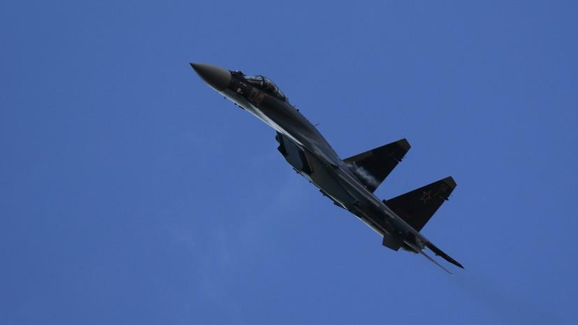 «Коммерсантъ» узнал о покупке Египтом десятков российских Су-35