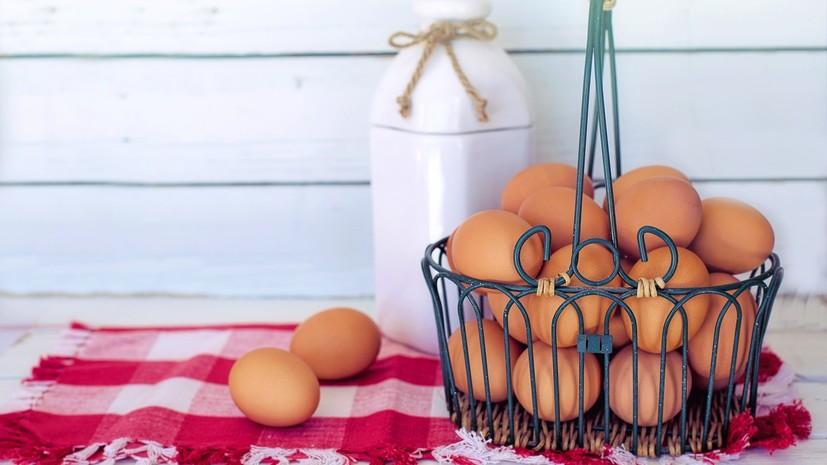«Роскачество» дало рекомендации по выбору яиц