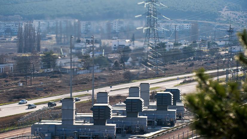 Путин заявил о возможности экспорта электричества из Крыма в соседние регионы