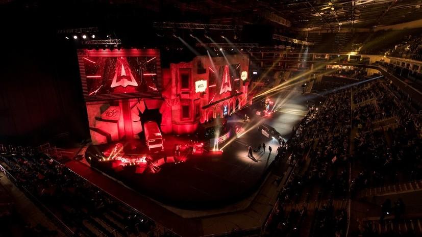 Финальный мейджор сезона по Dota 2 состоится в Москве