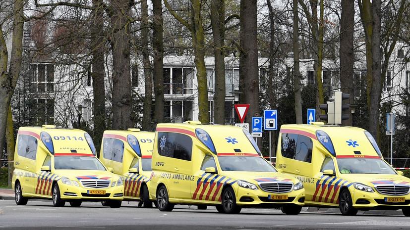 Число жертв стрельбы в Утрехте выросло до трёх