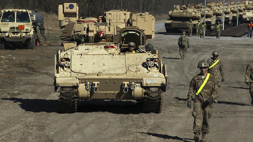 «Удар по амбициям»: почему Польша пересматривает идею о создании военной базы США