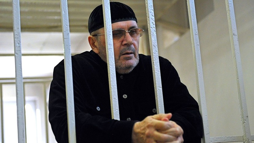 Правозащитника Титиева приговорили кчетырём годам колонии-поселения