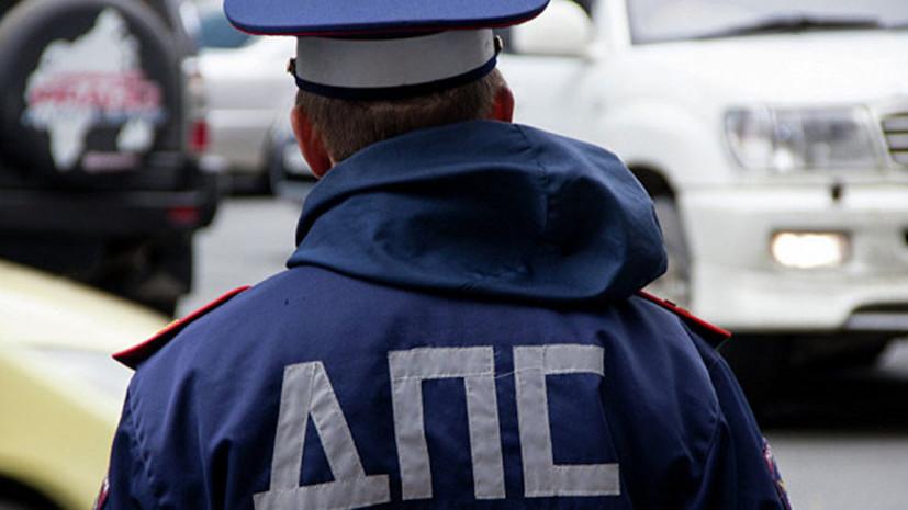 В результате ДТП в Новой Москве пострадали два человека