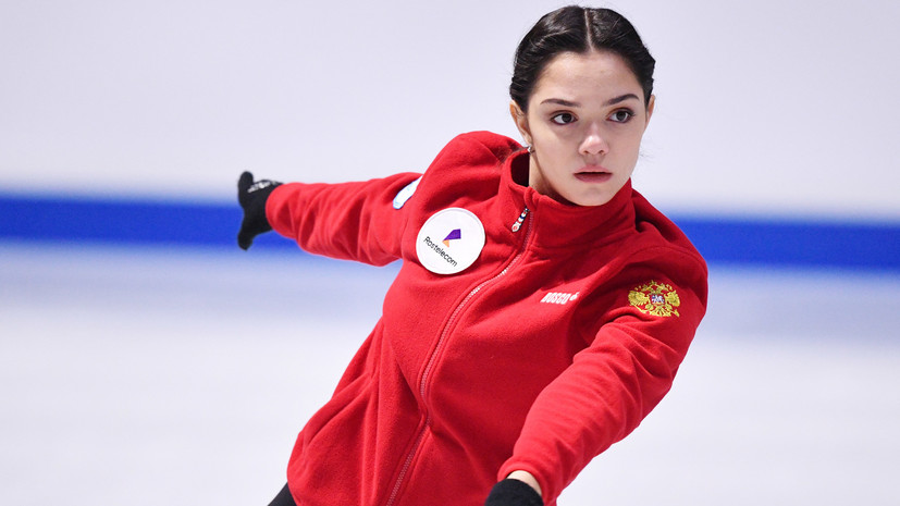 Медведева: я буду бороться на чемпионате мира
